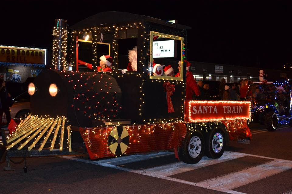 Photo of Norton Christmas Parade