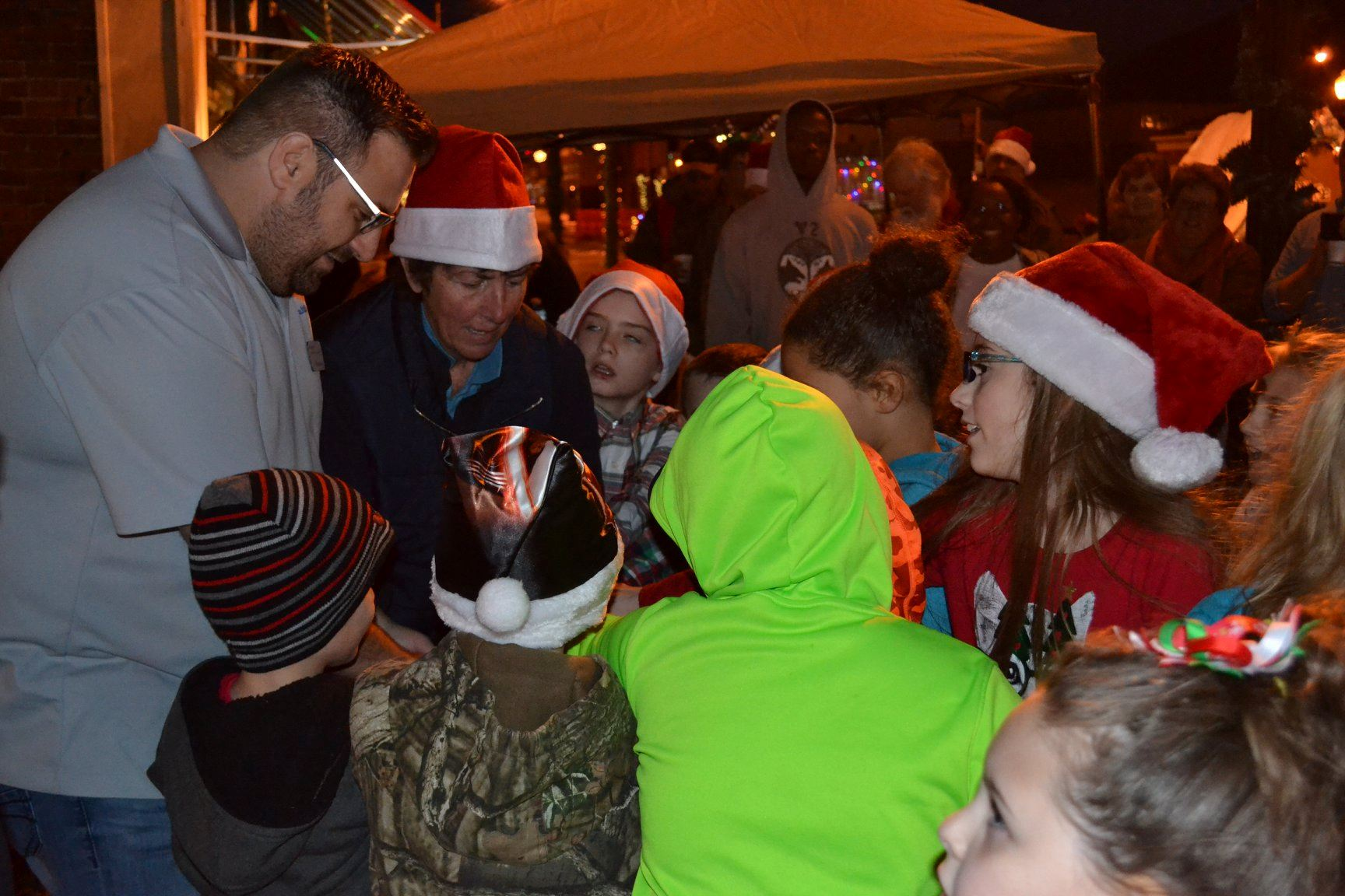 Photo of Norton Christmas Tree Lighting event