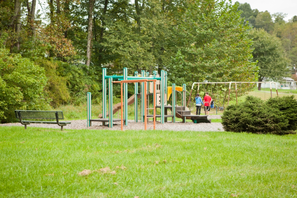 Clear Creek Park - Playground